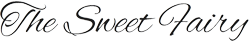 The Sweet Fairy Logo